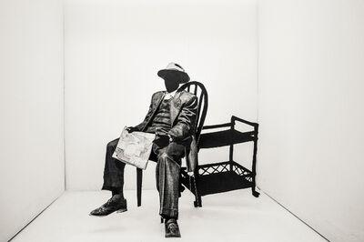 Lebohang Kganye, 'O robetse a ntse a bala Bona', 2016