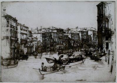 Donald Shaw MacLaughlan, 'Morning, Venice', 1908