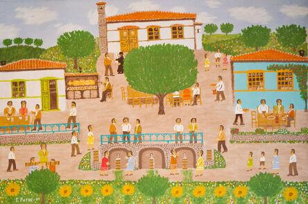 Giorgos Rigas, 'The Blue House', 2001