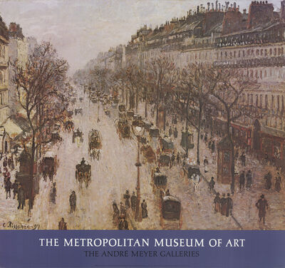 Camille Pissarro, 'The Boulevard Montmartre on a Winter Morning', 1950