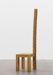 Mircea Cantor, 'Add Verticality To Your Seat (To Socrates)', 2018