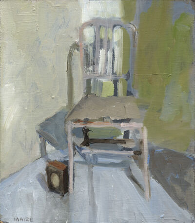 Catherine Maize, 'Chair in Closet', 2013