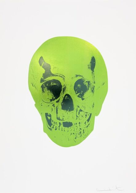 Damien Hirst, 'The Sick Dead: Lime Green/Racing Green', 2009
