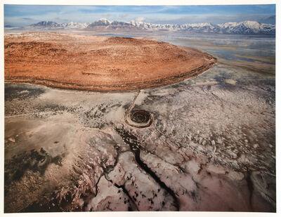 Gianfranco Gorgoni, 'Spiral Jetty (6)', 2013