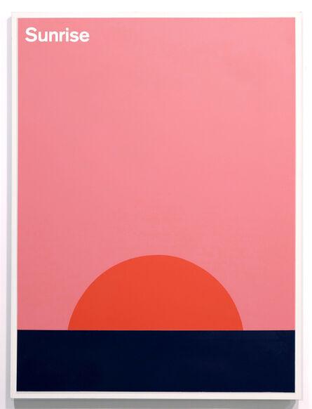 Julian Montague, 'Sunrise', 2015