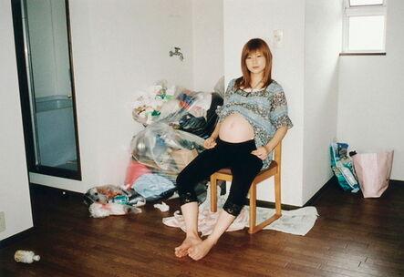 Motoyuki Daifu, 'She and Garbage Bag', 2011