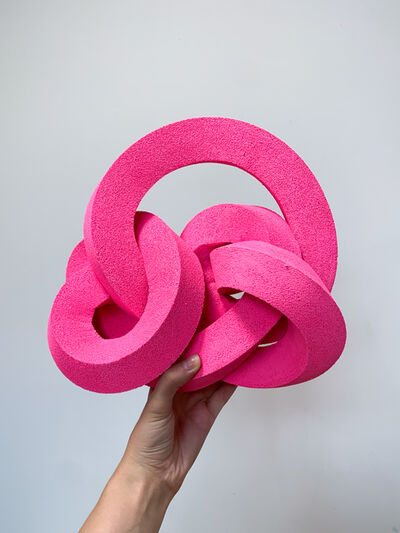 Emily Stollery, 'Untitled (Neon Pink)', 2020