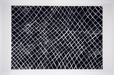 Andrea Büttner, 'Grid', 2007