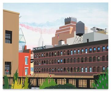 Brian Alfred, 'High Line', 2010-2019
