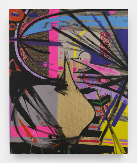 Ellen Berkenblit, 'Untitled', 2016