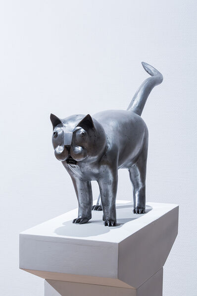 Takehito Fujii, 'GAY CAT  LUST', 2014