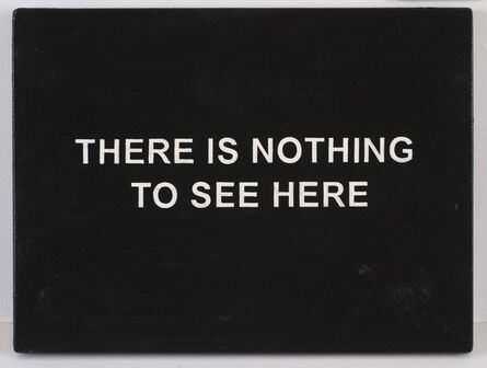 Laure Prouvost, 'THERE IS NOTHING TO SEE HERE', 2016