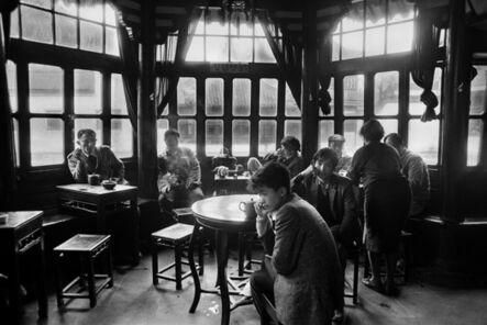 Sebastião Salgado, 'Bar in Shanghai, China.', 1989