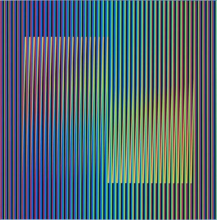 Carlos Cruz-Diez, 'Color Aditivo Betzaida B1', 2016