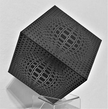 Victor Vasarely, 'Vega Lum Positif, nr: 1624', 1970