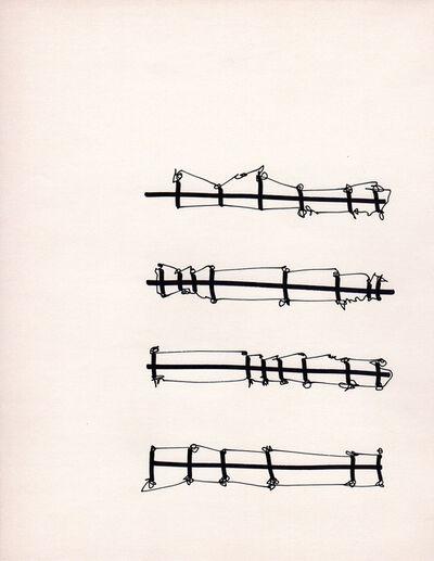 Mirtha Dermisache, 'Untitled', 1973