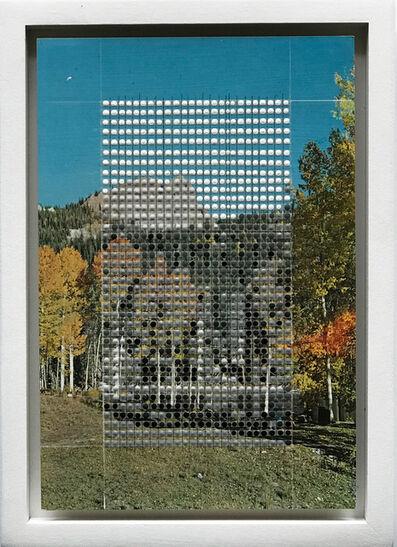Nina Tichava, 'Borrowed Landscapes Study No.142/CO, Buckhorn Lakes', 2017