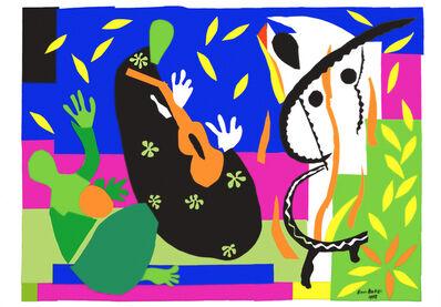 Henri Matisse, 'La Tristesse du roi (The Sorrows of the King)', 2007