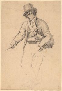 John Wesley Jarvis, 'Irish Fisherman'