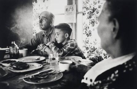 Elliott Erwitt, 'Wyoming', 1953