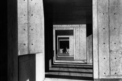 René Burri, 'USA. California. La Jolla. Salk Institute of Biological Studies. Building designed by Louis KAHN.', 1979