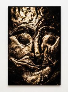 Sofia Borges, 'O Dourado Cego Brilhante Deus Sorridente / The Smiling Blind Golden God', 2019