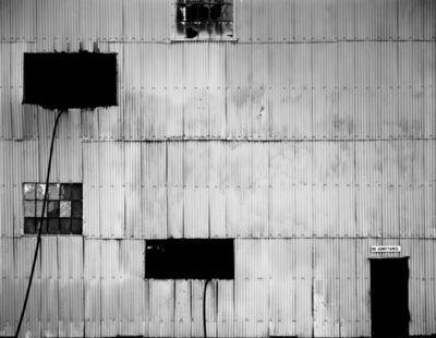 David Goldblatt, 'Winder house after closure of the shaft, No. 3 North, Randfontein Estates, Randfontein. November 1965 ', 1965
