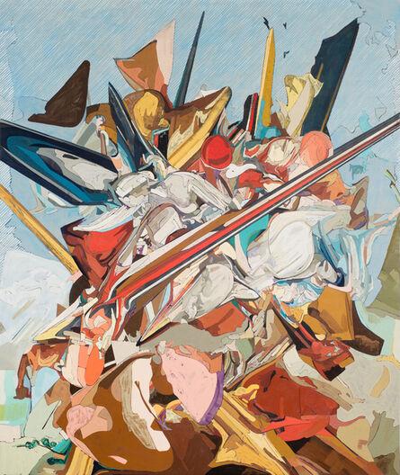 Omar Rodriguez-Graham, 'Terremoto', 2016