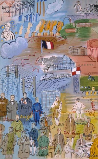 Raoul Dufy, 'La Fée Électricité', 1952-1954