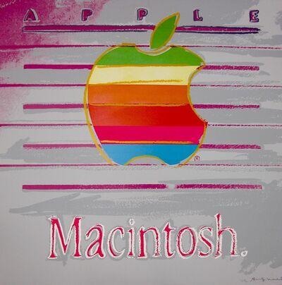 Andy Warhol, 'Apple (Trial Proof) (FS II.359)', 1985