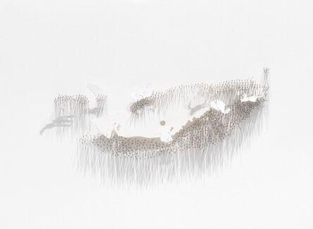 Safaa Erruas, 'Frontière 6', 2017
