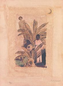 Betye Saar, 'Magnolia Flower', 2000