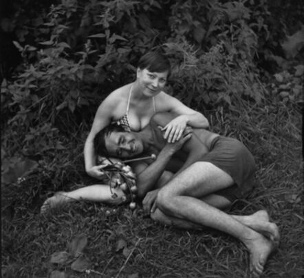 Nikolay Bakharev, 'From the series Relationship #7', 1995