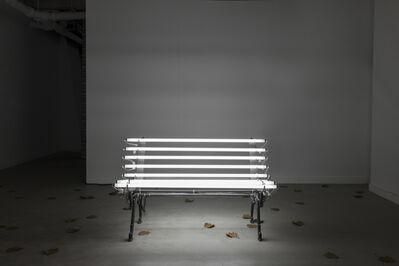 Iván Navarro, 'Streetlamp II', 2011