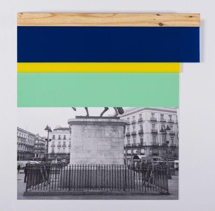 Iván Hurtado, 'Sin Poder 4', 2016