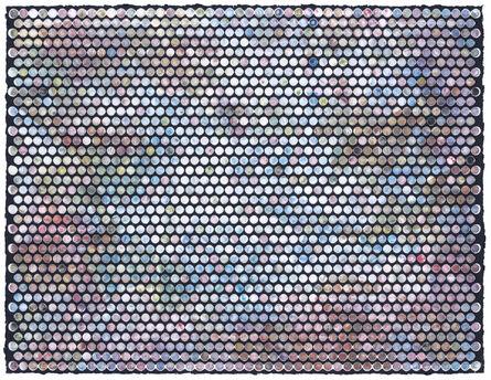 Emil Lukas, 'Double Event (Bubble) 1755 - SH', 2019