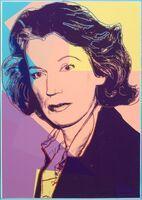 Andy Warhol, 'Mildred Scheel (F./S. Ii.238)', 1980