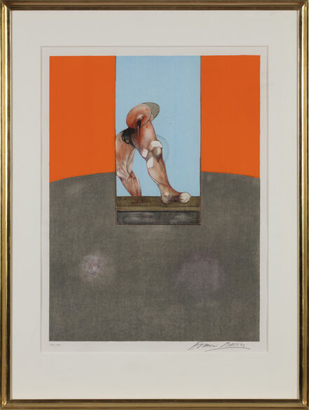 Francis Bacon, 'Triptych (Centre panel)', 1987