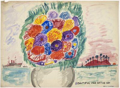David Burton, 'Beautiful Isle of the Sea', ca. 1938