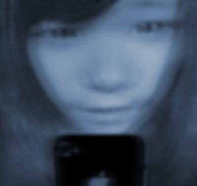Guangbin Cai, 'Selfie iPhone Girl 02', 2013