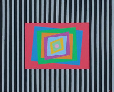 Ferruccio Gard, 'Colore-Struttura 74-90-32', 1974