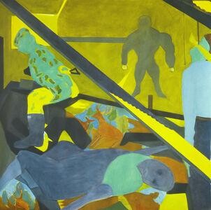 Beatriz González, 'Apocalipsis camuflado (Camouflaged Apocalypse)', 1989
