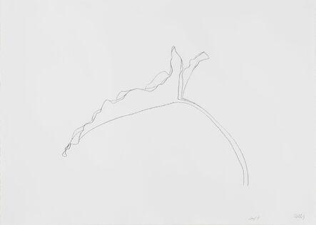 Ellsworth Kelly, 'Leaf XI', 1978