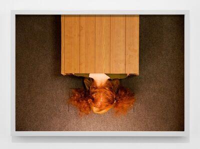 Mika Rottenberg, 'Ponytail Girl', 2010