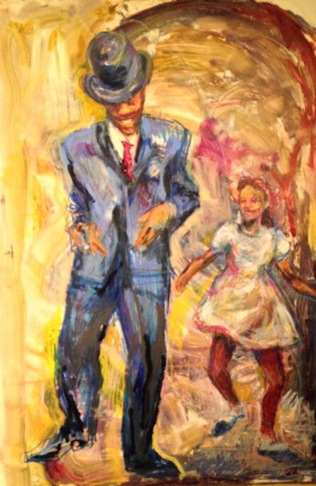 Preston Sampson, 'Footsteps'