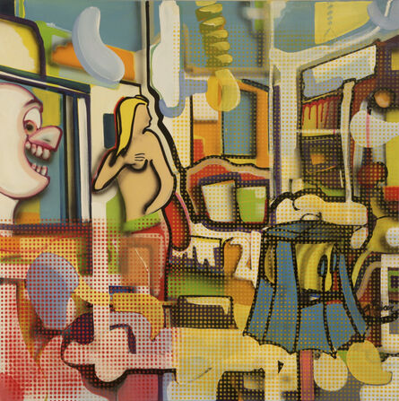 Ghazi Baker, 'Peeping Tom', 2016
