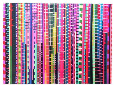 Erin Curtis, 'Apartment Block 2', 2014