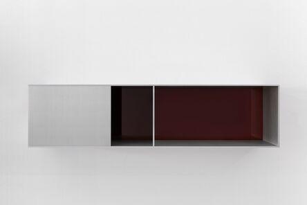 Donald Judd, 'Untitled ', 1991