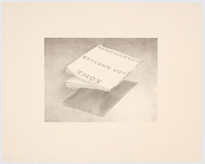 Ed Ruscha, 'Some Los Angeles Apartments', 1970
