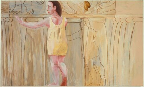 Charles Garabedian, 'Life Amidst the Ruins', 1981